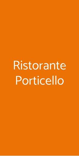 Ristorante Porticello, Milano