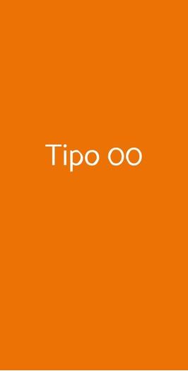 Tipo 00, Milano