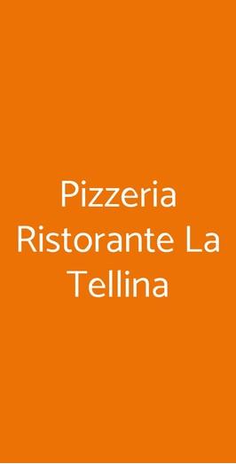 Pizzeria Ristorante La Tellina, Milano