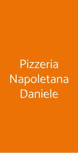 Pizzeria Napoletana Daniele, Milano