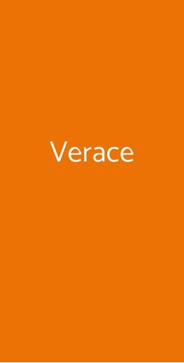 Verace, Milano