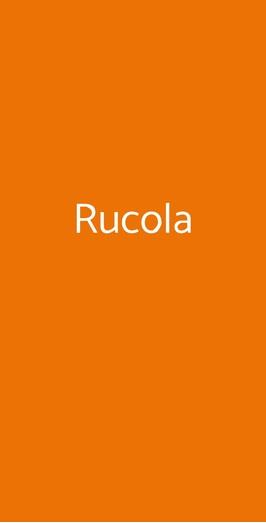 Rucola, Milano