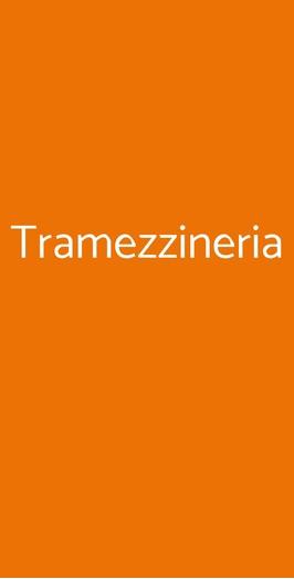 Tramezzineria, Milano