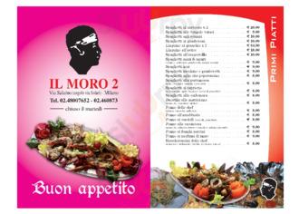 Il Moro 2, Milano