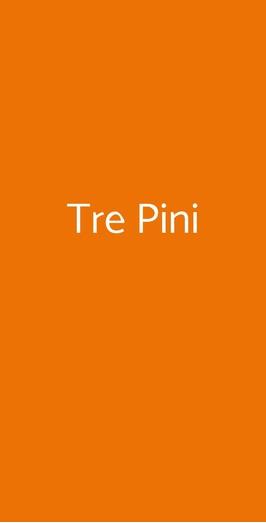 Tre Pini, Milano