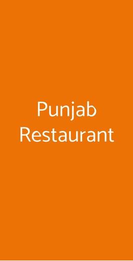 Punjab Restaurant, Milano