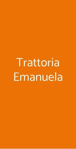 Trattoria Emanuela, Milano