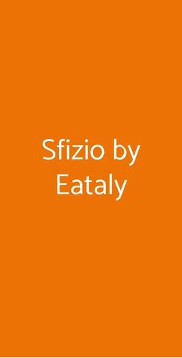 Sfizio By Eataly, Milano