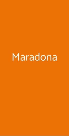 Maradona, Milano