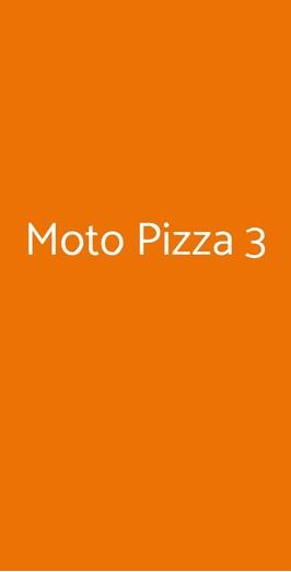 Moto Pizza 3, Milano