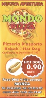 Mondo Pizza, Monza