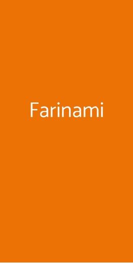 Farinami, Milano