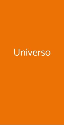 Universo, Milano