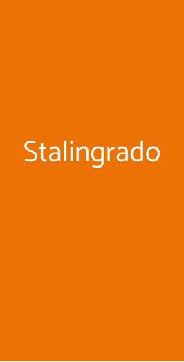 Stalingrado, Milano
