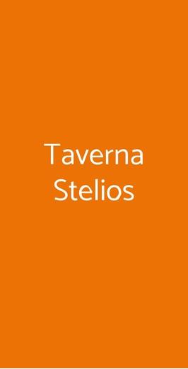 Taverna Stelios, Milano