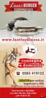 Luca's Burger, Lucca