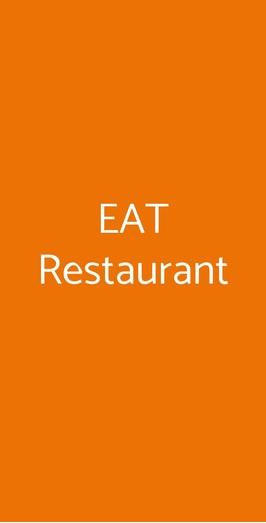Eat Restaurant, Milano