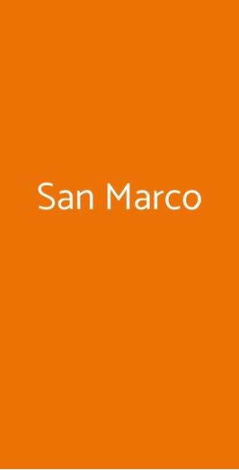 San Marco, Milano