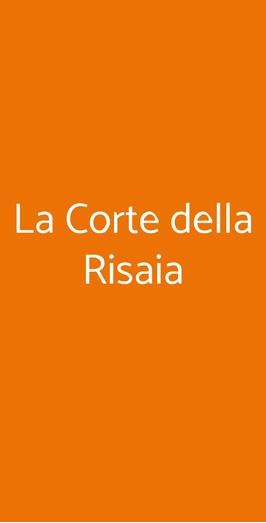La Corte Della Risaia, Milano