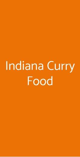 Indiana Curry Food, Milano