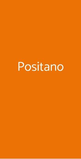 Positano, Milano