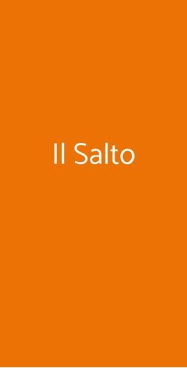 Il Salto, Milano