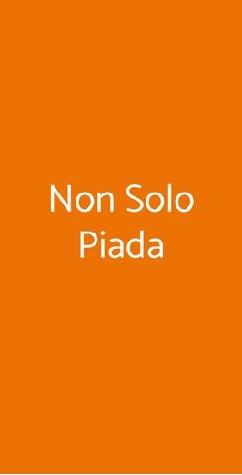 Non Solo Piada, Cremona