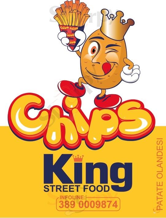 CHIPS KING - Barletta Barletta menù 1 pagina