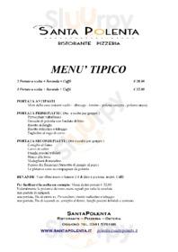 Santa Polenta, Oggiono