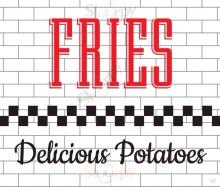 Fries, Prati, Roma