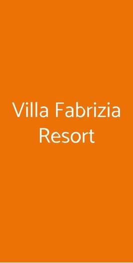 Villa Fabrizia Resort, Bertonico