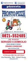 Pronto Pizza Scalo, Chieti