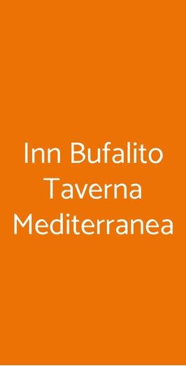 Inn Bufalito Taverna Mediterranea, Sorrento