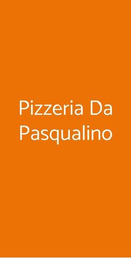 Pizzeria Da Pasqualino, Napoli
