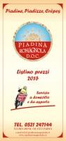 Piadina Romagnola Doc, Parma