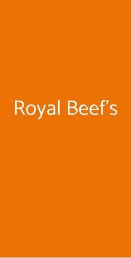Royal Beef's, Casoria
