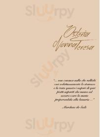 Osteria Nonna Teresa, Roverbella
