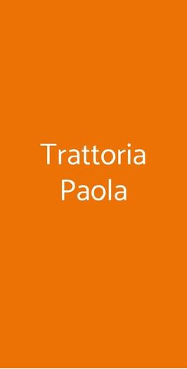 Trattoria Paola, Castiglione Delle Stiviere
