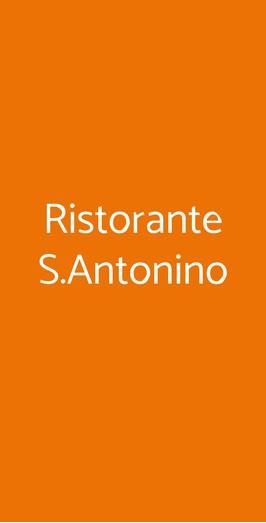 Ristorante S.antonino, Sorrento