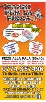 Pazzi Per La Pizza, Guidonia Montecelio