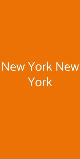 New York New York, Torre Del Greco