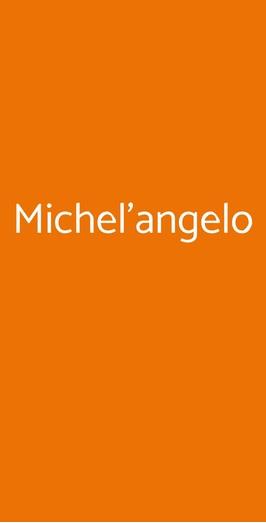 Michel'angelo, Capri