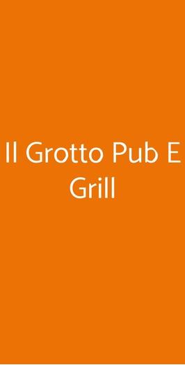 Il Grotto Pub E Grill, Napoli