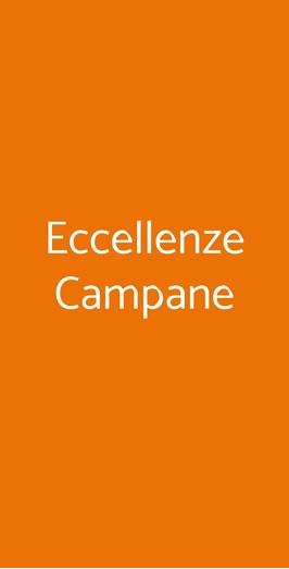 Eccellenze Campane, Napoli