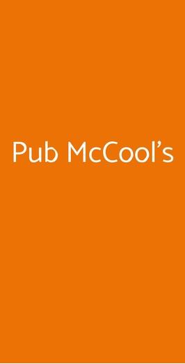 Pub Mccool's, Napoli