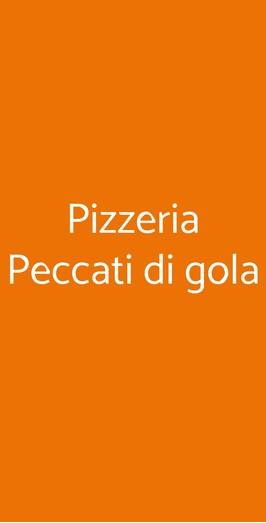 Pizzeria Peccati Di Gola, Meta
