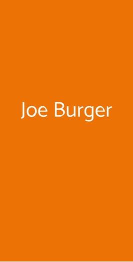 Joe Burger, Acerra