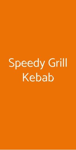 Speedy Grill Kebab, Casoria