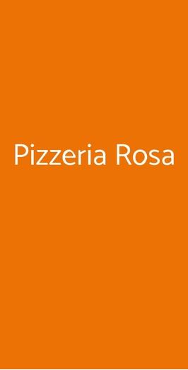 Pizzeria Rosa, Napoli