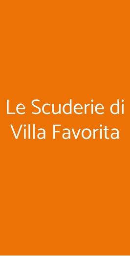 Le Scuderie Di Villa Favorita, Ercolano